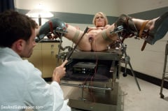 Ash Hollywood - Sadistic Therapy: Delusional Patient gets Harsh Sexual Treatment (Thumb 10)