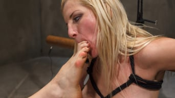 Ashley Fires in 'Suffers to Wired Copper!'