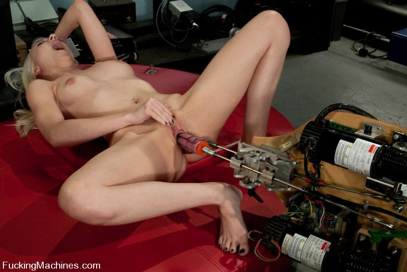 траханье секс машина - 8