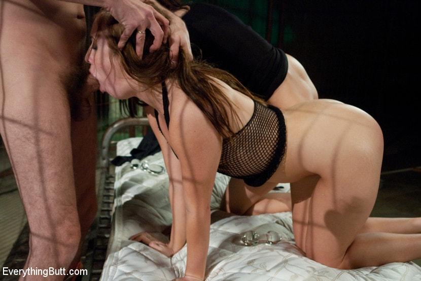 Kink 'Anal Inmates' starring Ashli Orion (Photo 11)