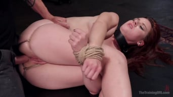 Audrey Holiday in 'Rough Sex Anal Slave Training - Audrey Holiday - Day Two'