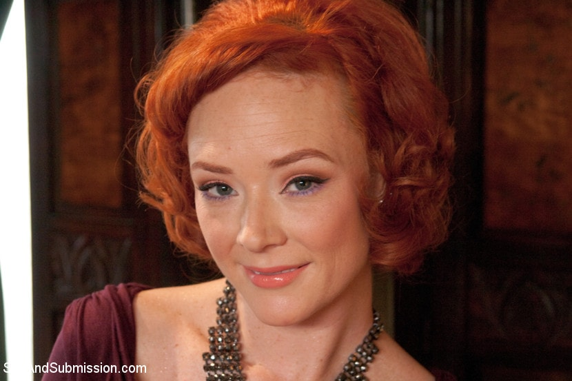 Kink 'The Politician's Wife' starring Audrey Hollander (Photo 1)