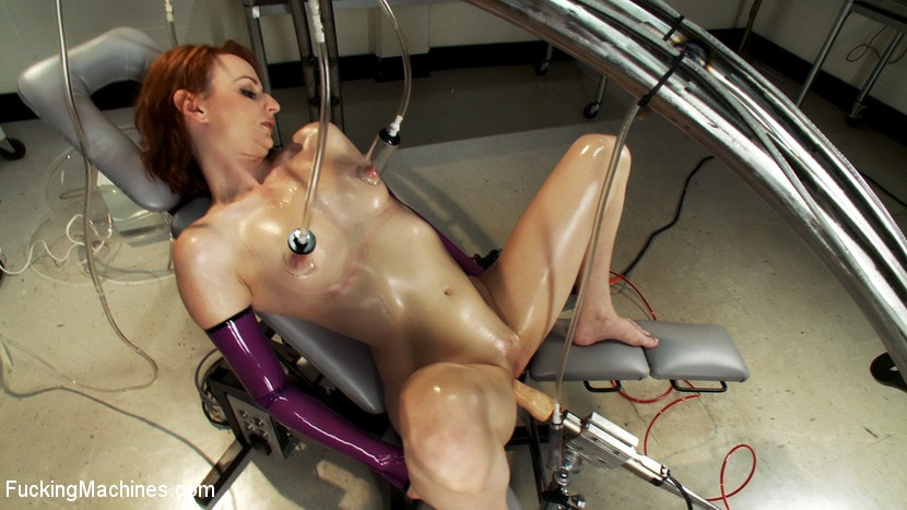 Kink 'Alien Laboratory and Sci-Fi Machine Fucking' starring Audrey Lords (Photo 1)