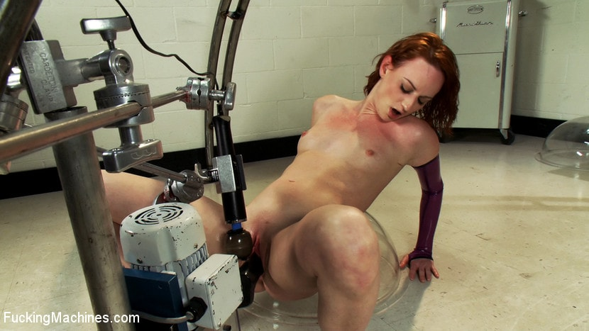 Kink 'Alien Laboratory and Sci-Fi Machine Fucking' starring Audrey Lords (Photo 3)