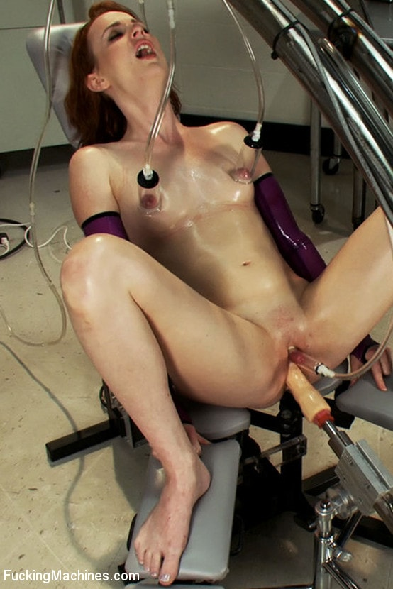 Kink 'Alien Laboratory and Sci-Fi Machine Fucking' starring Audrey Lords (Photo 8)