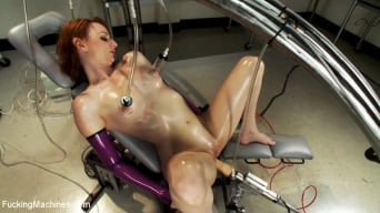 Audrey Lords in 'Alien Laboratory and Sci-Fi Machine Fucking'