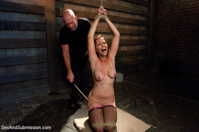 Kink 'Intense Submission: Audrey Rose' starring Audrey Rose (photo 4)