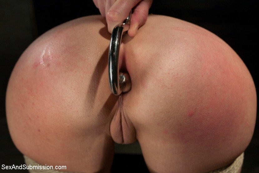 Kink 'Intense Submission: Audrey Rose' starring Audrey Rose (photo 6)
