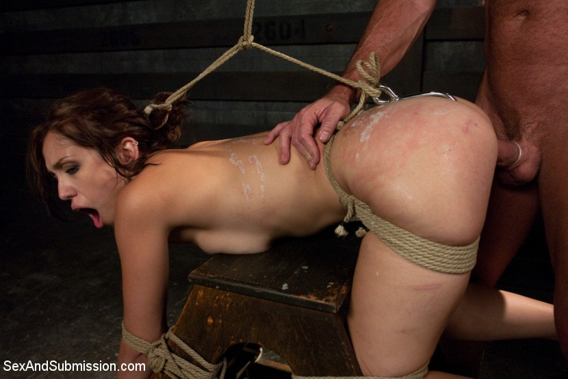Kink 'Intense Submission: Audrey Rose' starring Audrey Rose (photo 10)