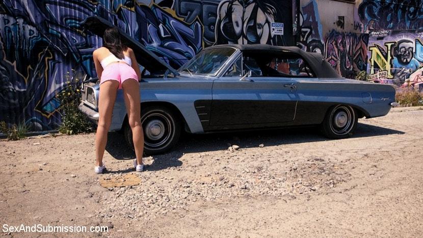 Kink 'The Mechanic' starring Avi Love (Photo 2)