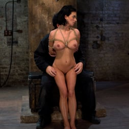 Bailey Brooks in 'Kink' Massive brutal orgasms mixed with foot torture, screaming and cumming, non-stop. Pain and pleasure! (Thumbnail 1)