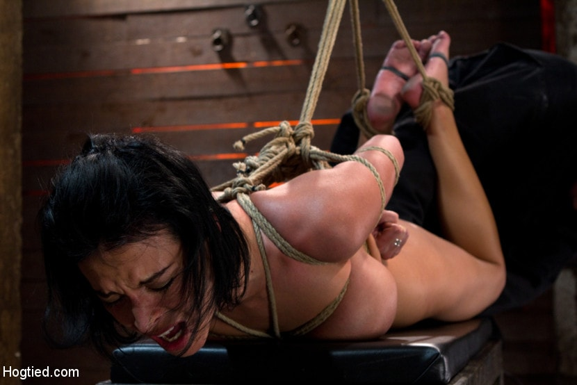 Kink 'Massive brutal orgasms mixed with foot torture, screaming and cumming, non-stop. Pain and pleasure!' starring Bailey Brooks (Photo 12)