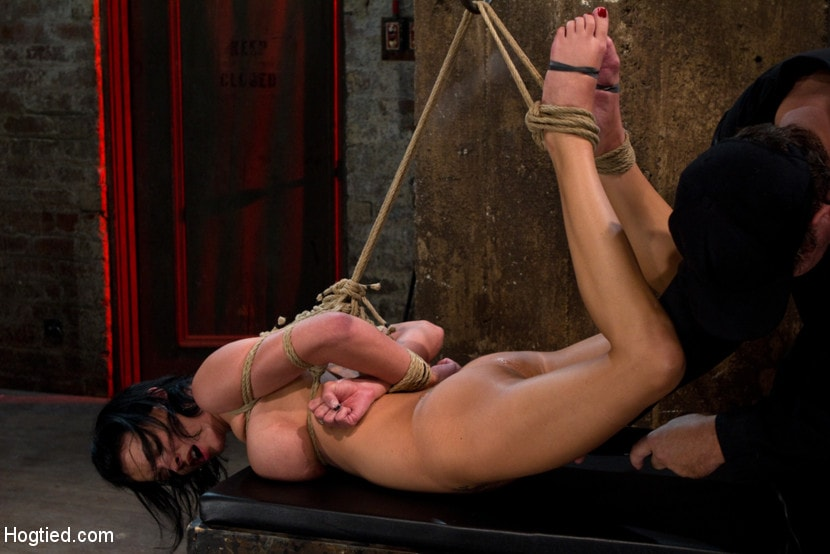 Kink 'Massive brutal orgasms mixed with foot torture, screaming and cumming, non-stop. Pain and pleasure!' starring Bailey Brooks (Photo 13)
