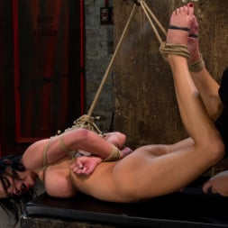 Bailey Brooks in 'Kink' Massive brutal orgasms mixed with foot torture, screaming and cumming, non-stop. Pain and pleasure! (Thumbnail 13)