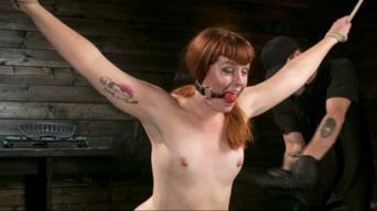 Barbary Rose in 'Pain Slut in Extreme Bondage Suffers from Brutal Torment'