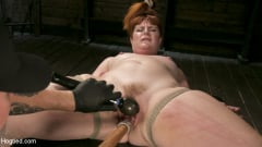 Barbary Rose - Pain Slut in Extreme Bondage Suffers from Brutal Torment (Thumb 12)