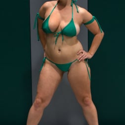 Bella Rossi in 'Kink' Big Titted Blond wrestler take on Voluptuous Red Head (Thumbnail 17)