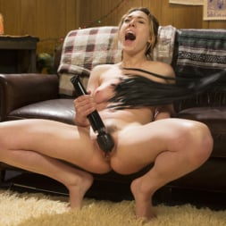 Bella Rossi in 'Kink' Double Stuffed Slut: Horny Lesbians Tag Team Pizza Delivery Girl (Thumbnail 6)