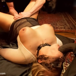 Bella Rossi in 'Kink' Masquerade Orgy with Nine Slaves,100 Horny Guests, Part One (Thumbnail 8)