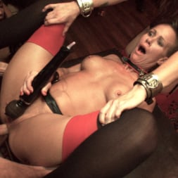 Bella Rossi in 'Kink' Masquerade Orgy with Nine Slaves,100 Horny Guests, Part One (Thumbnail 11)