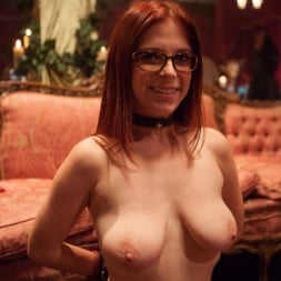 Bella Rossi in 'Kink' Masquerade Orgy with Nine Slaves,100 Horny Guests, Part One (Thumbnail 20)