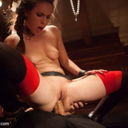 Bella Rossi in 'Kink' Masquerade Orgy with Nine Slaves,100 Horny Guests, Part Three (Thumbnail 8)