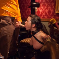 Bella Rossi in 'Kink' Masquerade Orgy with Nine Slaves,100 Horny Guests, Part Three (Thumbnail 17)