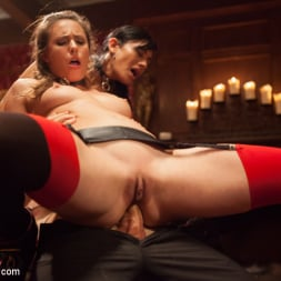 Bella Rossi in 'Kink' Masquerade Orgy with Nine Slaves,100 Horny Guests, Part Three (Thumbnail 18)