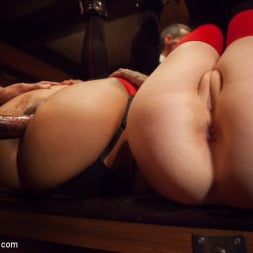 Bella Rossi in 'Kink' Masquerade Orgy with Nine Slaves,100 Horny Guests, Part Two (Thumbnail 5)