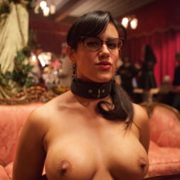 Bella Rossi in 'Kink' Masquerade Orgy with Nine Slaves,100 Horny Guests, Part Two (Thumbnail 22)
