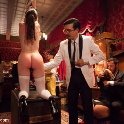 Bella Rossi in 'Kink' Masquerade Orgy with Nine Slaves,100 Horny Guests, Part Two (Thumbnail 26)
