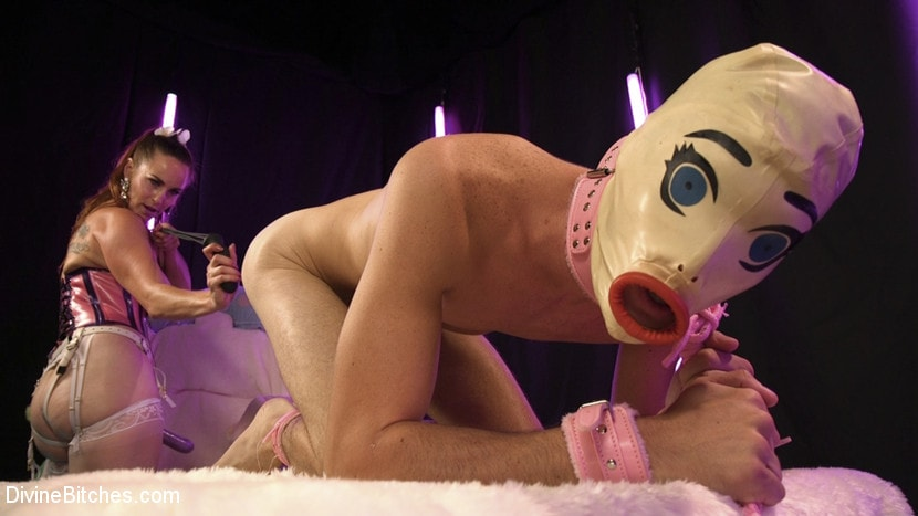 Kink 'Sweet Sadism: Plastic Princess Torments Her Toy' starring Bella Rossi (photo 10)