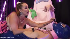 Bella Rossi - Sweet Sadism: Plastic Princess Torments Her Toy (Thumb 02)