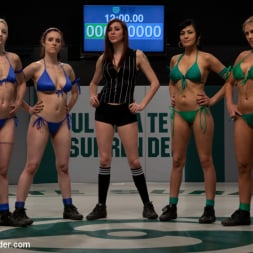 Beretta James in 'Kink' RD 14 of March's Live Tag Team Match: Totally non-scripted collegian style sexual lesbian wresting! (Thumbnail 16)