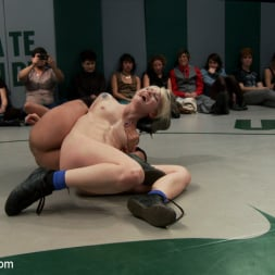 Beretta James in 'Kink' RD 34 of March's Live Tag Team Match: Totally non-scripted collegian style sexual lesbian wresting! (Thumbnail 19)