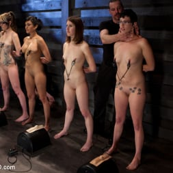 Beretta James in 'Kink' Seven Slave Intake Extreme Bondage, Exhausting Exercise, and Overwhelming Orgasms Expose the Weak (Thumbnail 4)