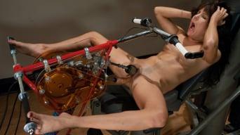 Billi Ann in 'Taming a Newcomer'