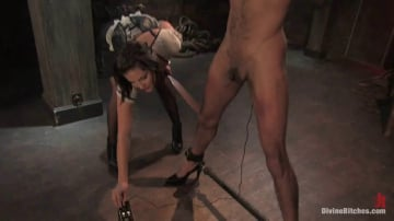 Bobbi Starr - Fresh Meat: Episode 2 Thank You Mistress Bobbi