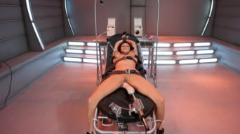 Breanne Benson in 'Alien Machines Take Breanne Benson To Orbit Orgasms'