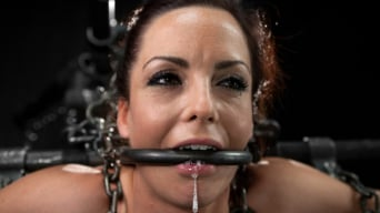 Bryn Blayne in 'Hot Bryn Blayne In Chain Only Suspension Bondage'