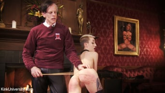 Cadence Cross in 'Caning: Sensual to Sadistic'