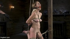 Cadence Lux - All Natural Cadence Lux Torment in Rope Bondage and Squirting Orgasms! (Thumb 03)