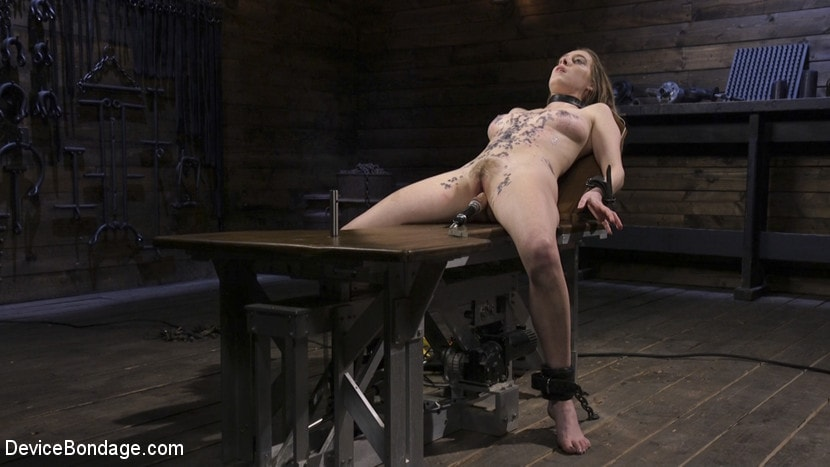 Kink 'The Destruction of Cadence Luxe' starring Cadence Lux (photo 13)