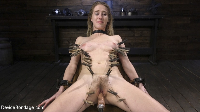 Kink 'The Destruction of Cadence Luxe' starring Cadence Lux (photo 17)