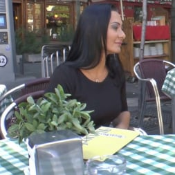 Camil Core in 'Kink' Saucy Spanish Slut Dragged Around the Streets of Madrid (Thumbnail 10)