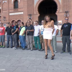 Camil Core in 'Kink' Saucy Spanish Slut Dragged Around the Streets of Madrid (Thumbnail 12)