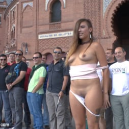 Camil Core in 'Kink' Saucy Spanish Slut Dragged Around the Streets of Madrid (Thumbnail 13)