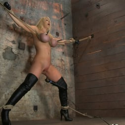 Candy Manson in 'Kink' California Blond has her massive tits severly bound We rip Orgasm after Orgasm out of her hot bod (Thumbnail 6)