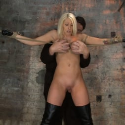 Candy Manson in 'Kink' California Blond has her massive tits severly bound We rip Orgasm after Orgasm out of her hot bod (Thumbnail 10)