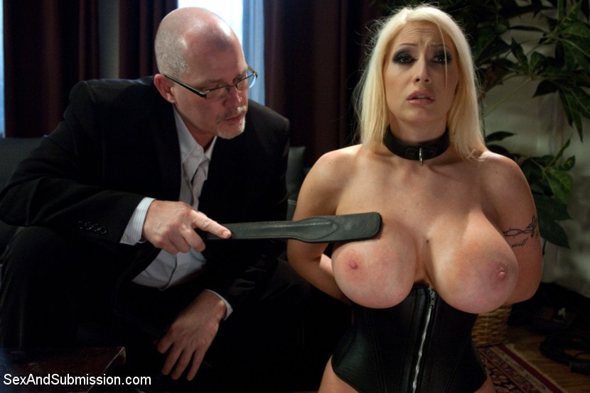 Kink 'Tales of a Submissive Housewife' starring Candy Manson (Photo 3)